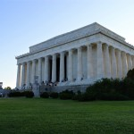 Visiting The Lincoln Memorial
