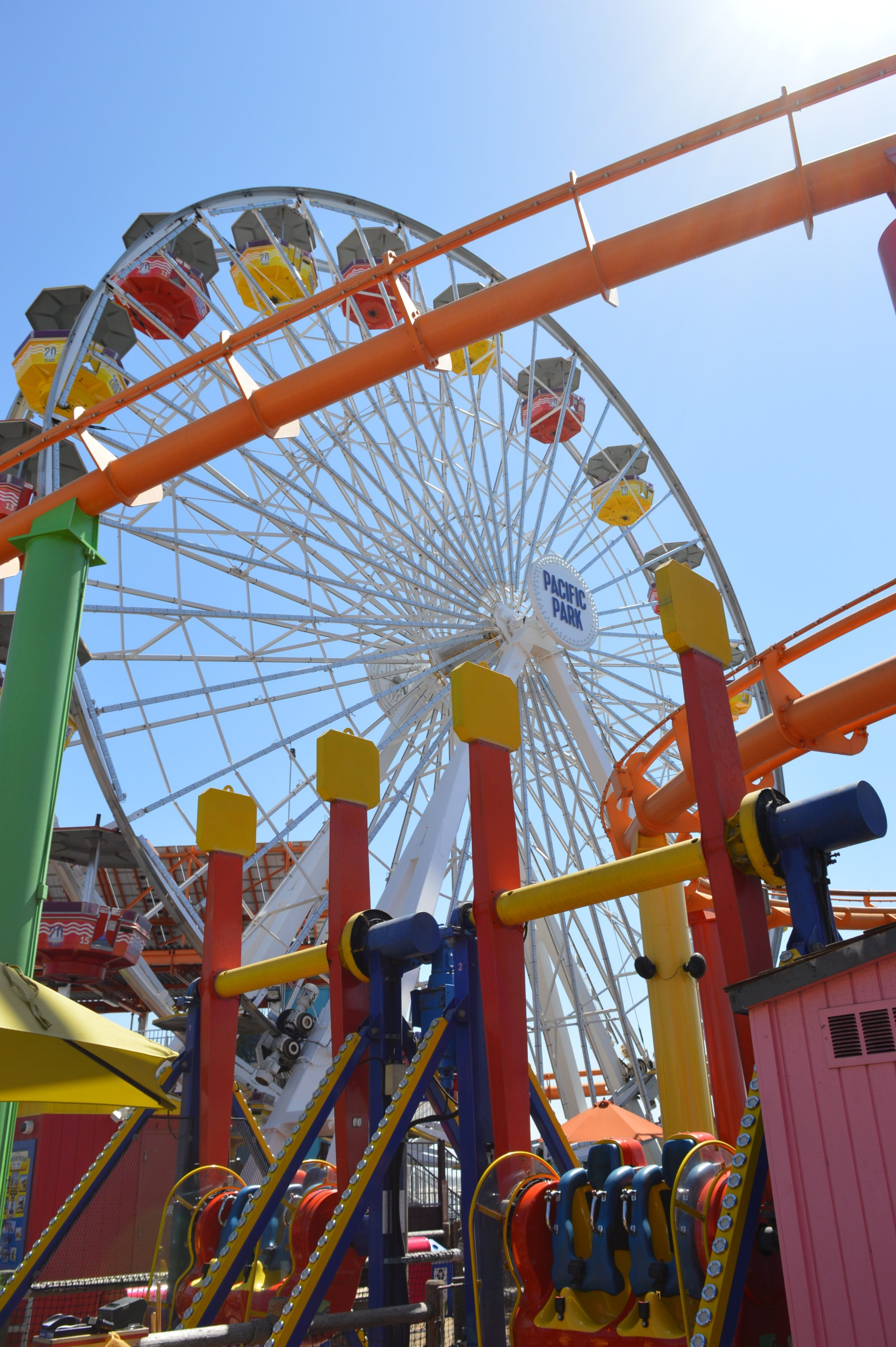 Santa Monica Amusement Park