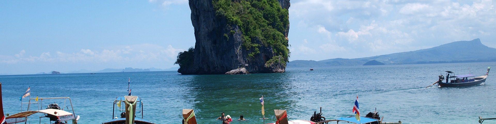 Poda Island Thailand