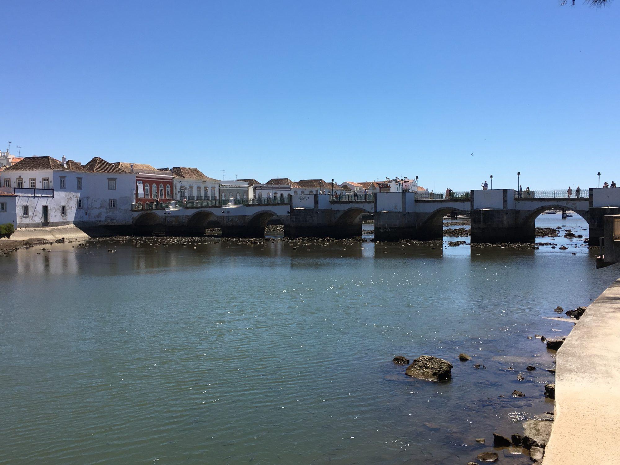Roman Bridge, Tavira
