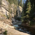Hiking The Johnston Canyon Trail In Banff National Park