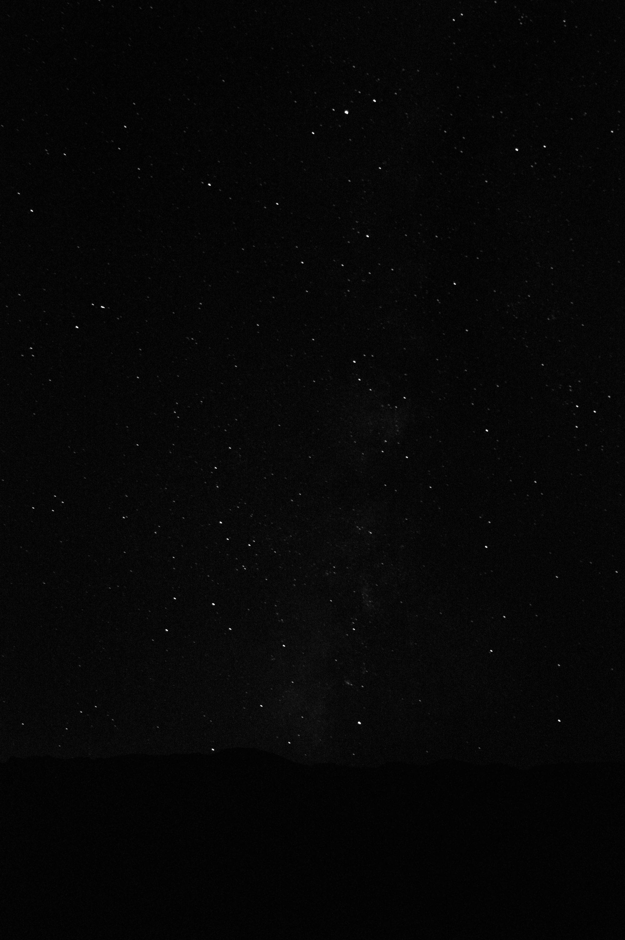 Milky Way Death Valley