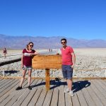 Visiting Badwater Basin & The Salt Flats in Death Valley