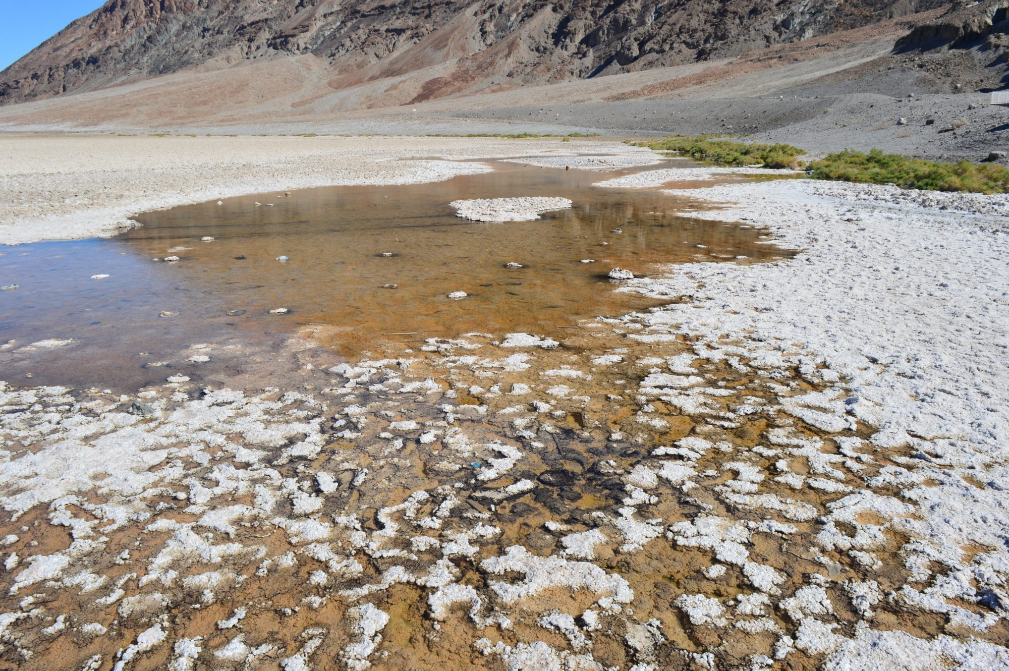 Badwater Basin Salt Flats