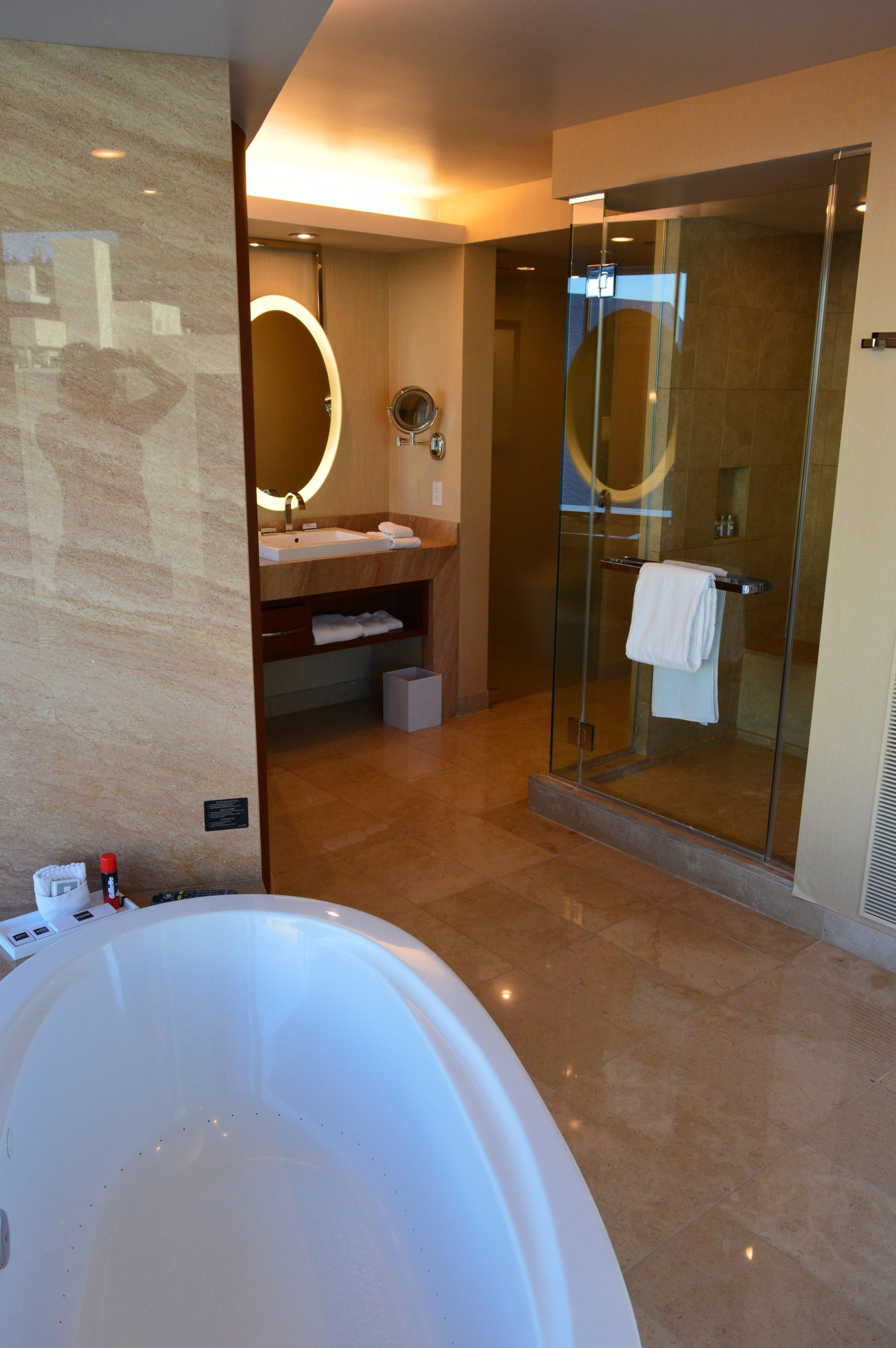 Aria Las Vegas Tower Suites Room