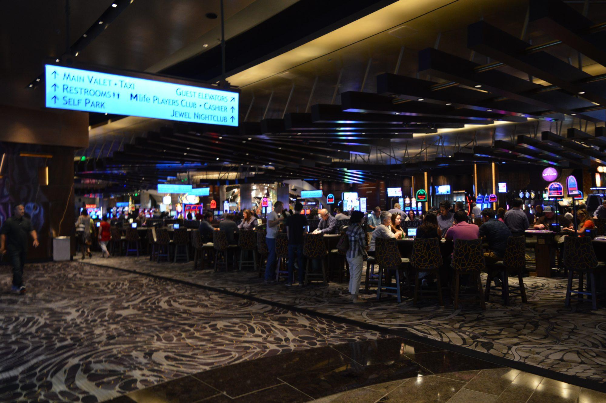Aria Casino Las Vegas