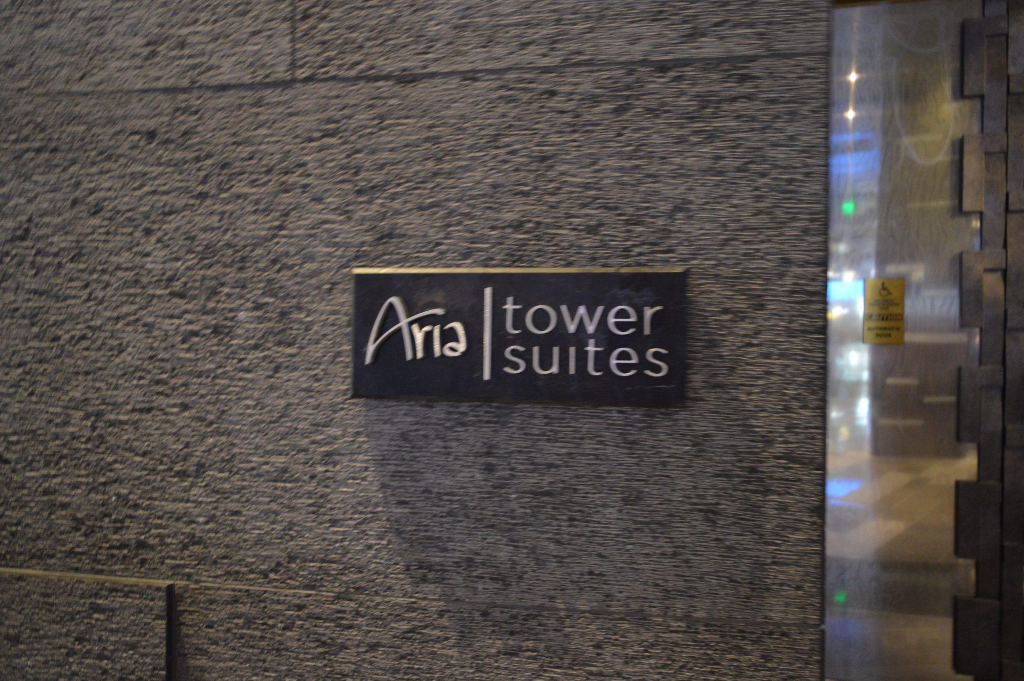 Tower Suites at Aria Las Vegas