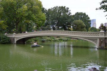 Bow Bridge New York City