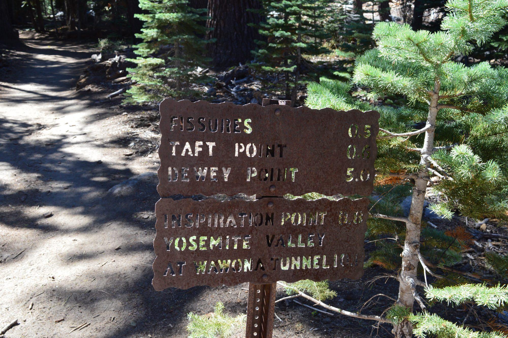 Taft Point Trail Yosemite National ParkTaft Point Trail Yosemite National Park