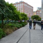 Visiting The High Line In New York City
