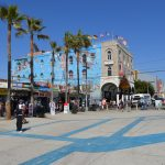 Visiting Venice In California