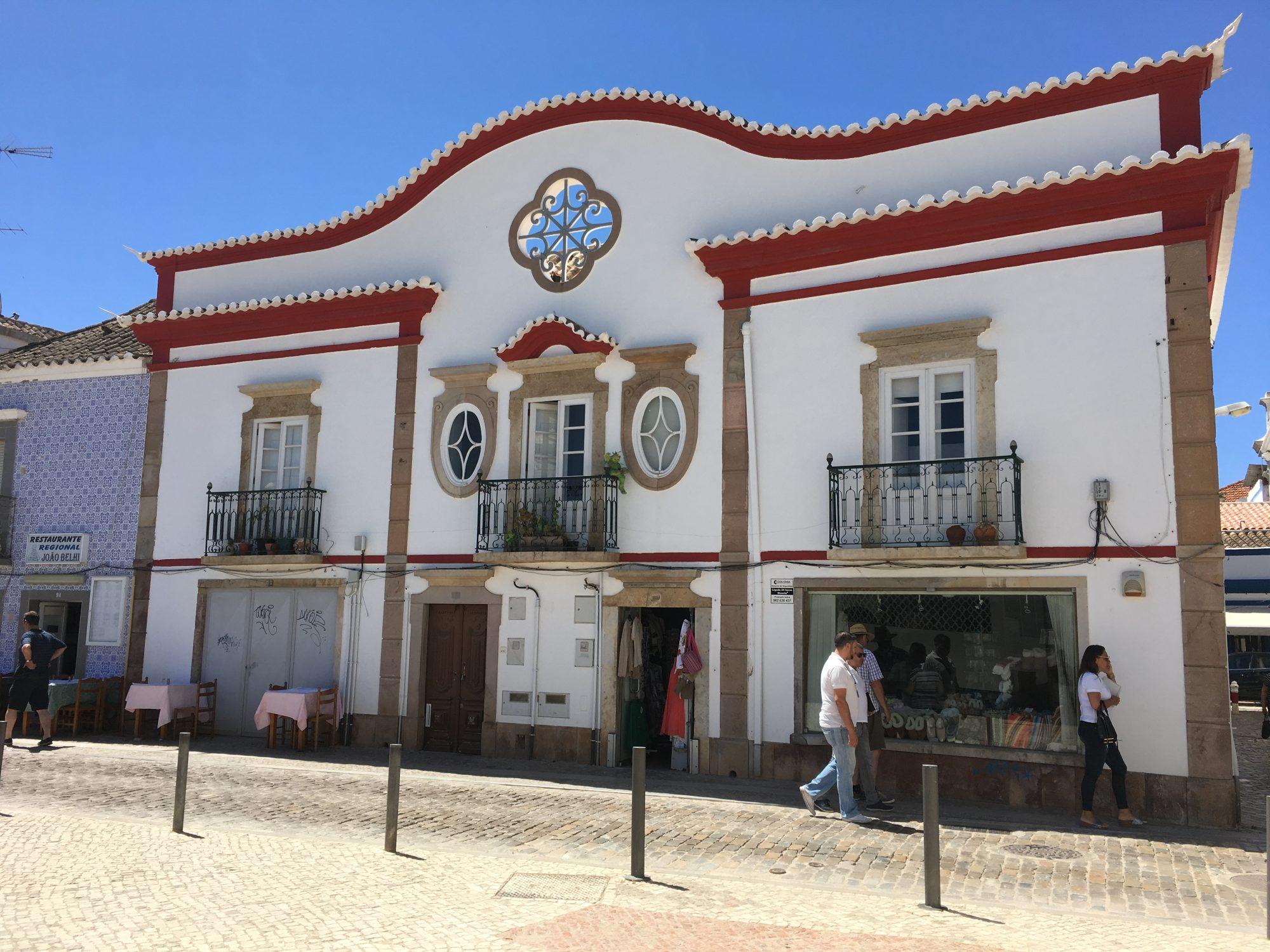 Architecture in Tavira