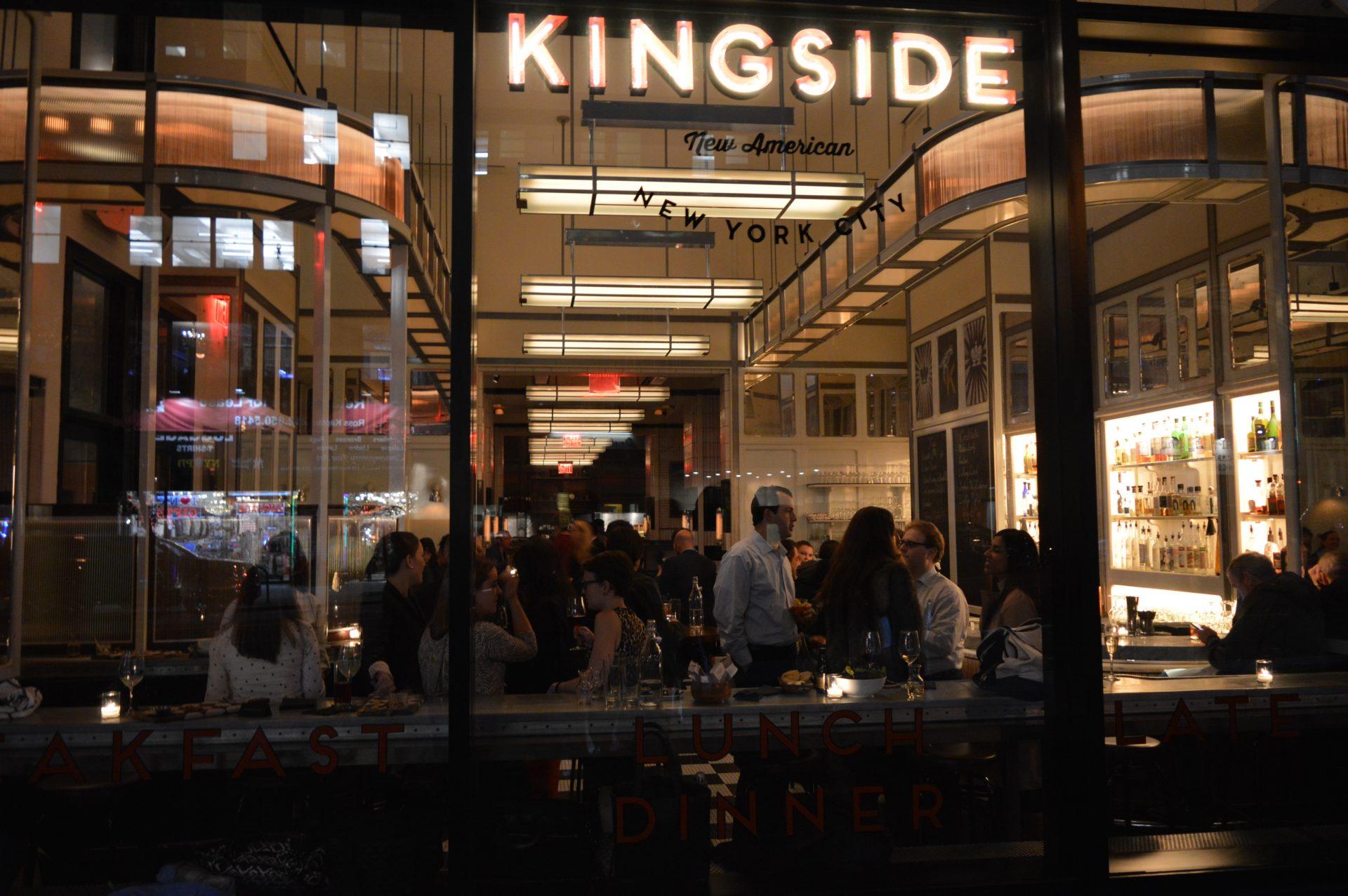 Kingside Restaurant at Viceroy New York City