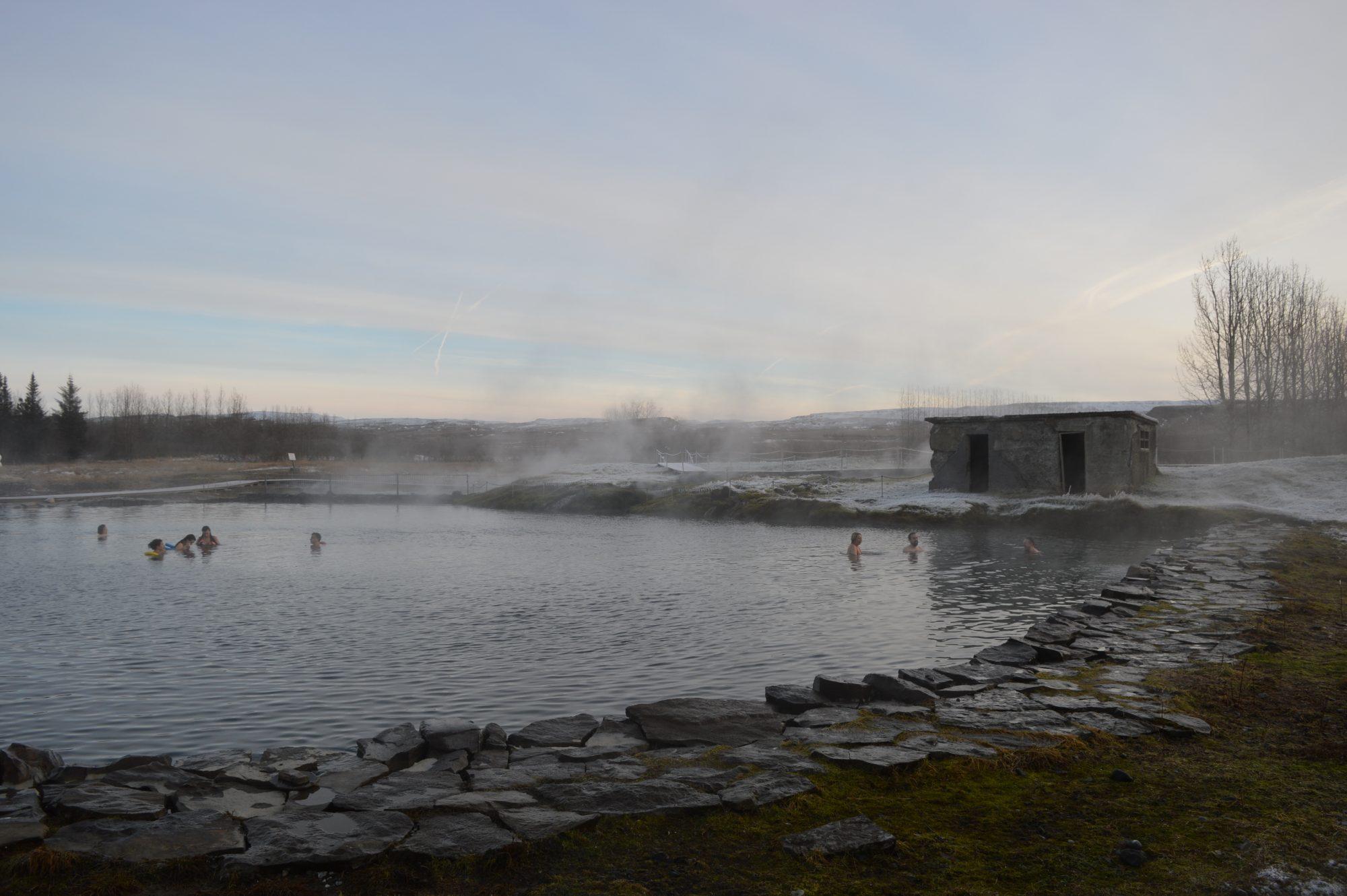 The Secret Lagoon, Iceland