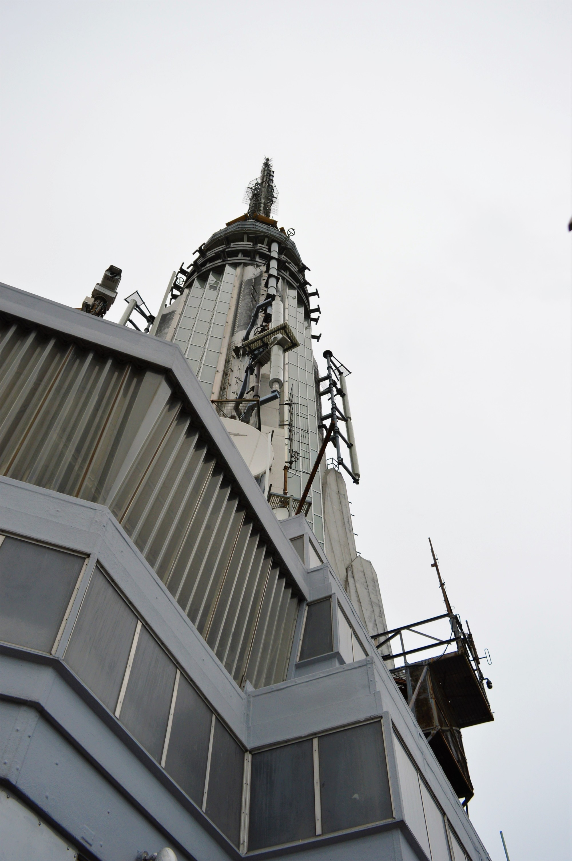 The Empire State Building Antenna