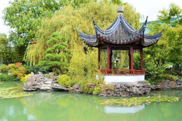 Dr. Sun Yat-Sen Classical Chinese Garden Vancouver