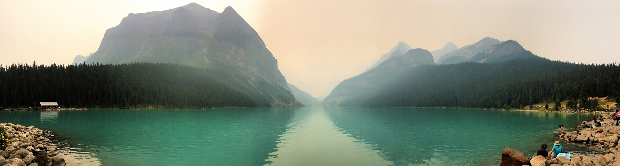 Lake Louise Panoramic