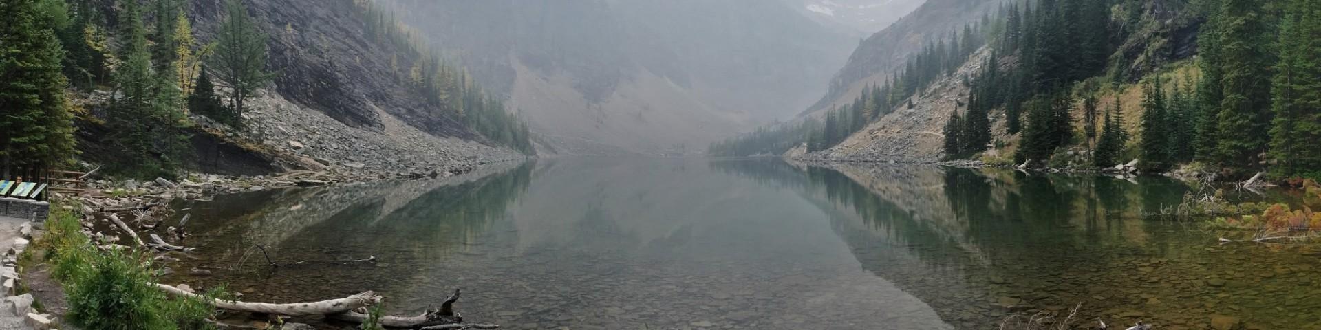 Lake Agnes, Lake Louise