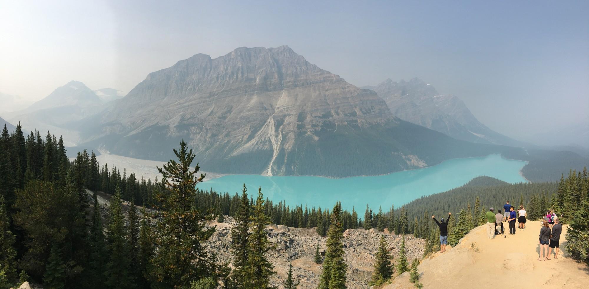 Peyto Lake Banff National Park Canada