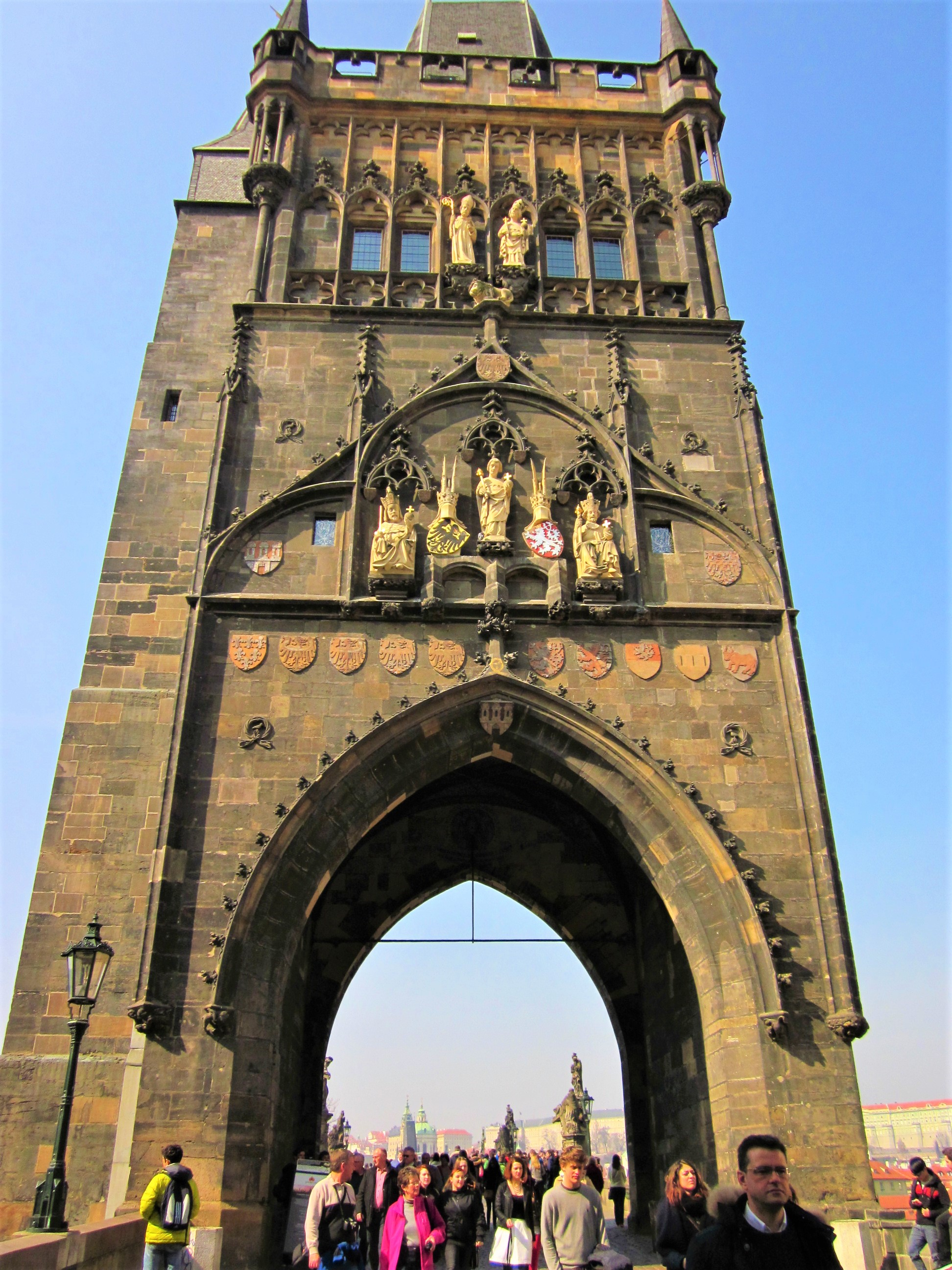 Old Town Bridge Tower Prague