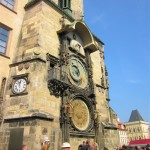 Visiting Prague's Astronomical Clock