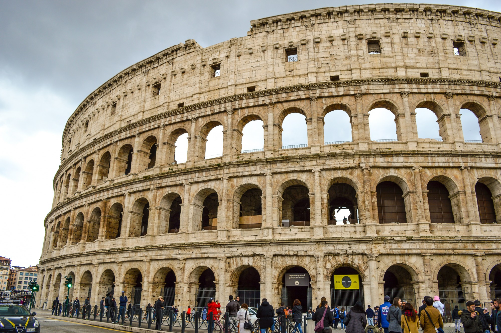 Stepping Back In Time With A Visit To The Colosseum