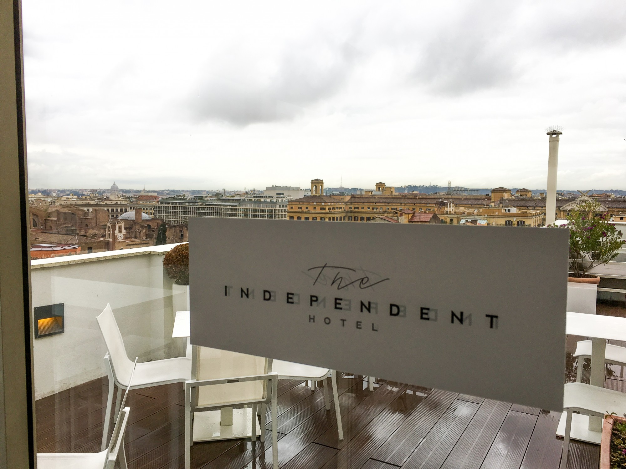 Staying At The Independent Hotel In Rome