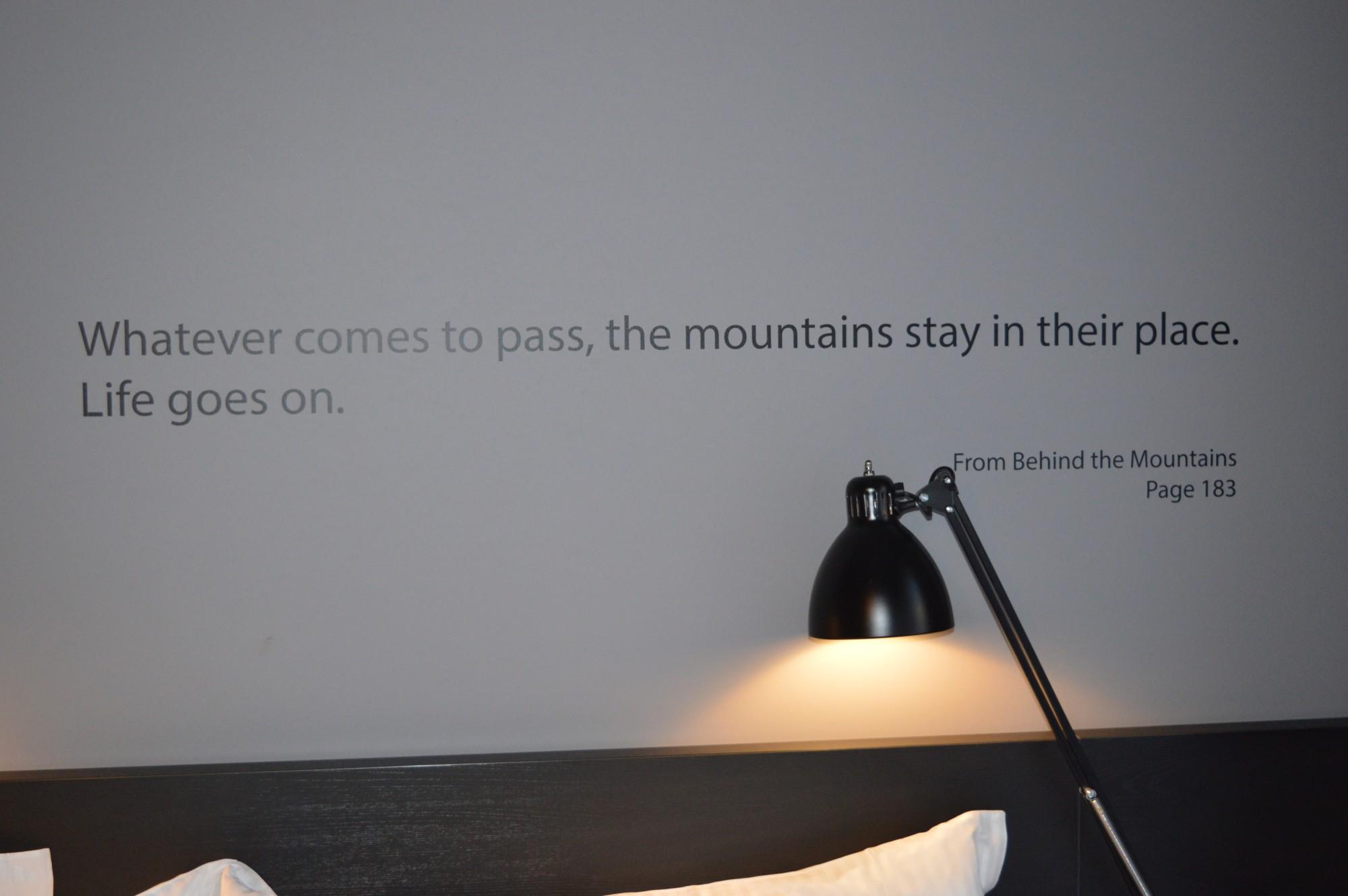 Skuggi hotel bedroom, Reykjavik