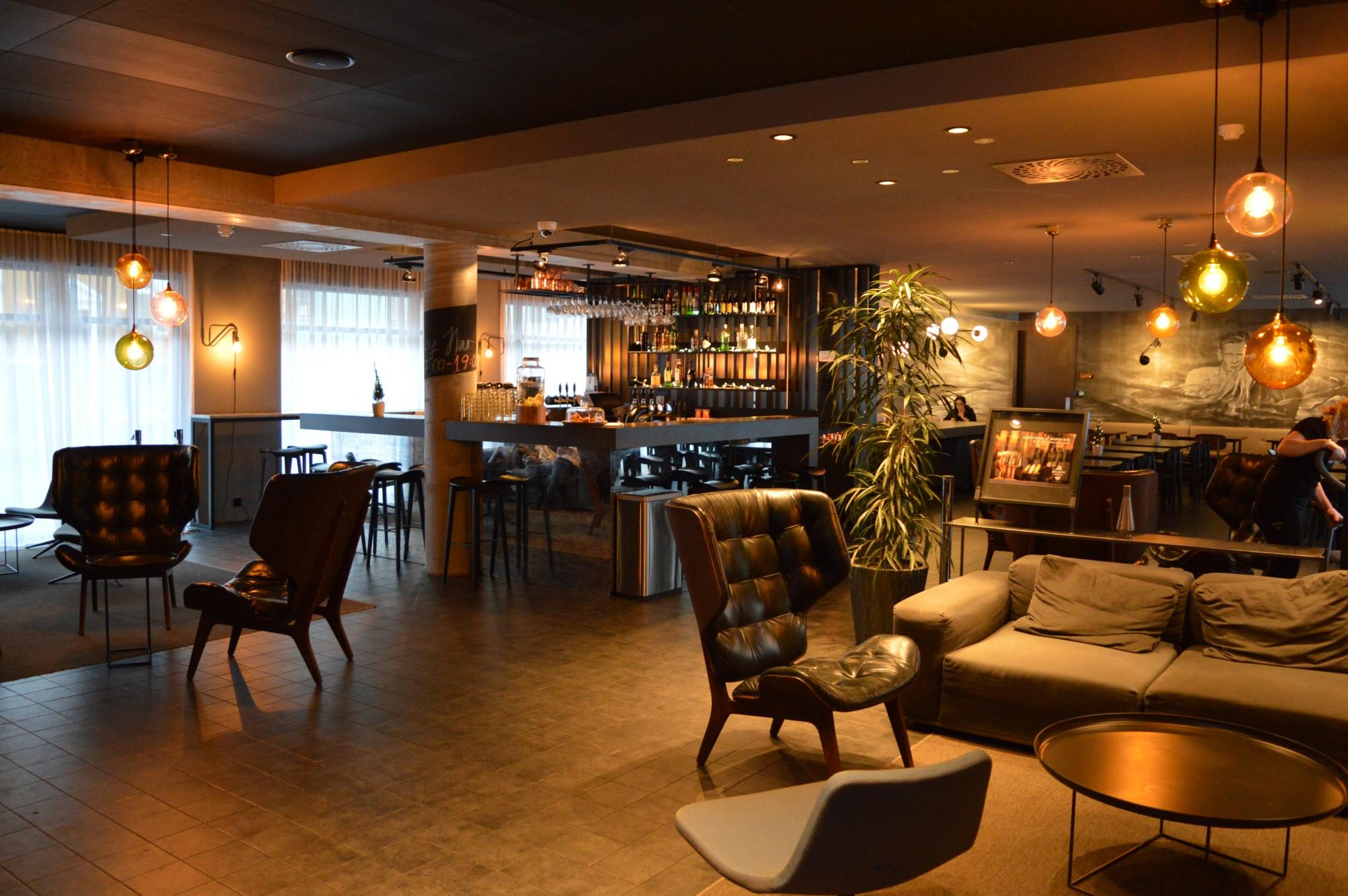 Skuggi hotel bar, Reykjavik
