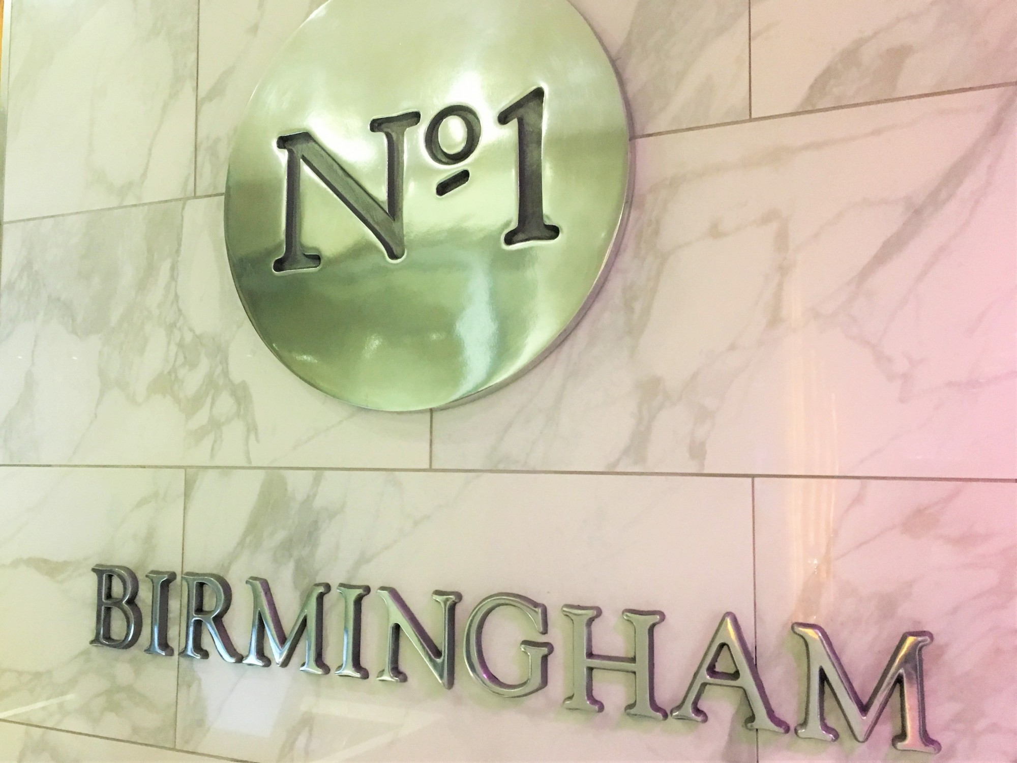 No.1 Lounge Birmingham International Airport