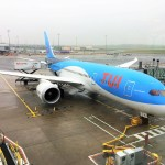 Travelling On TUI's New Dreamliner Aeroplane In TUI Premium Seats
