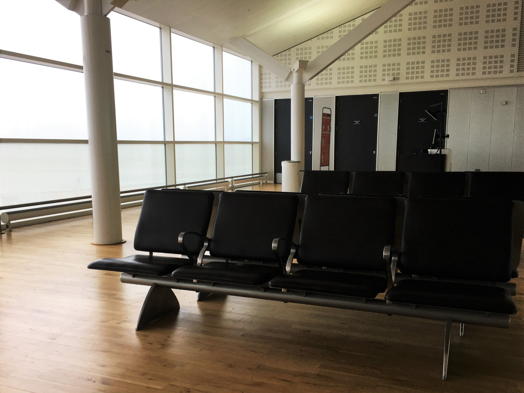 TUI Premium Departure Gate at Birmingham International Airport