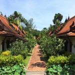 Staying At The Traditionally Styled Bhandari Resort & Spa In Khao Lak