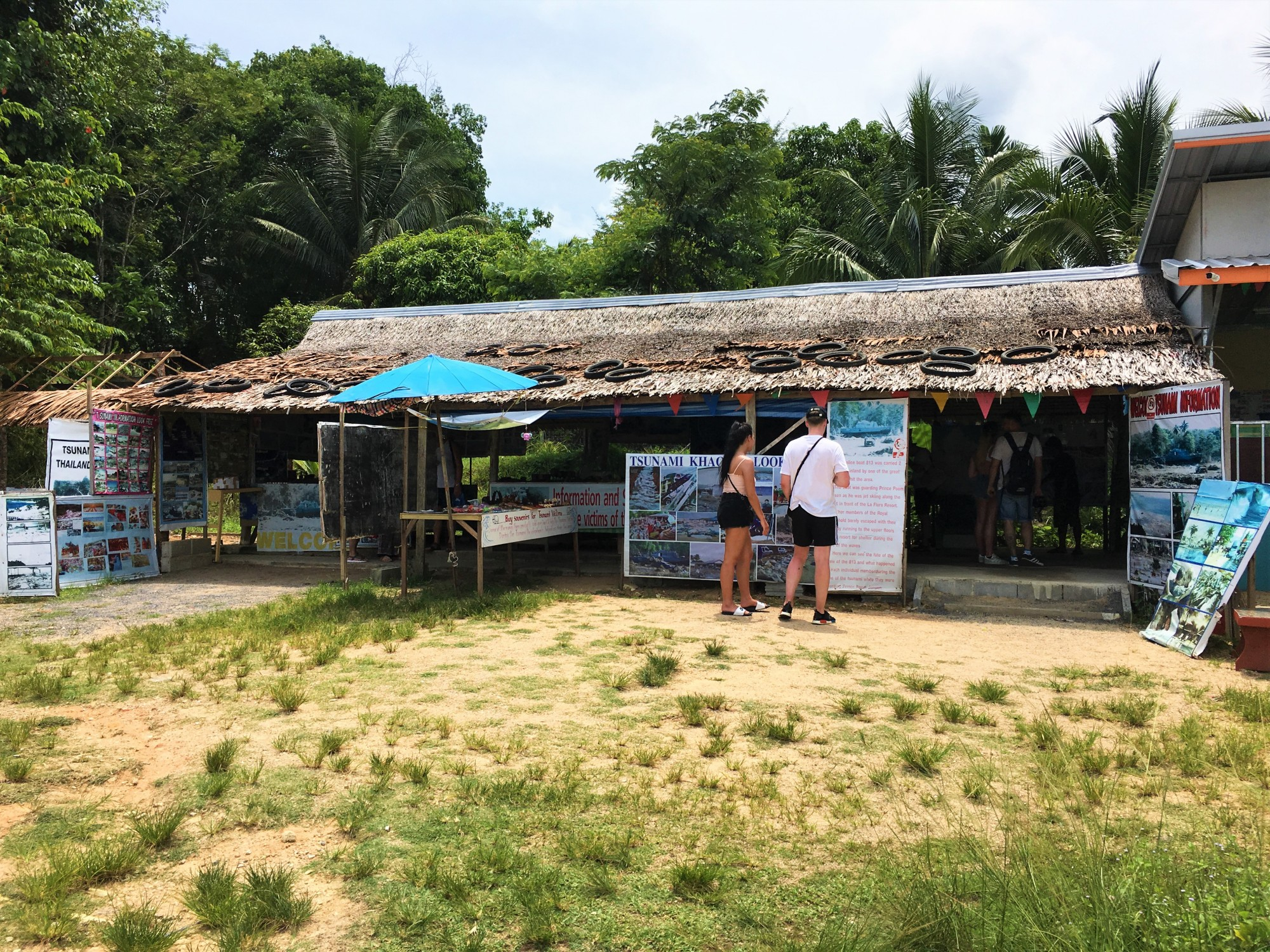 Khao Lak Tsunami Memorial Museum