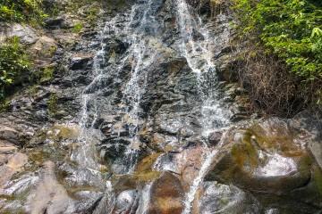 Sai Rung Waterfall, Khao Lak, Thailand