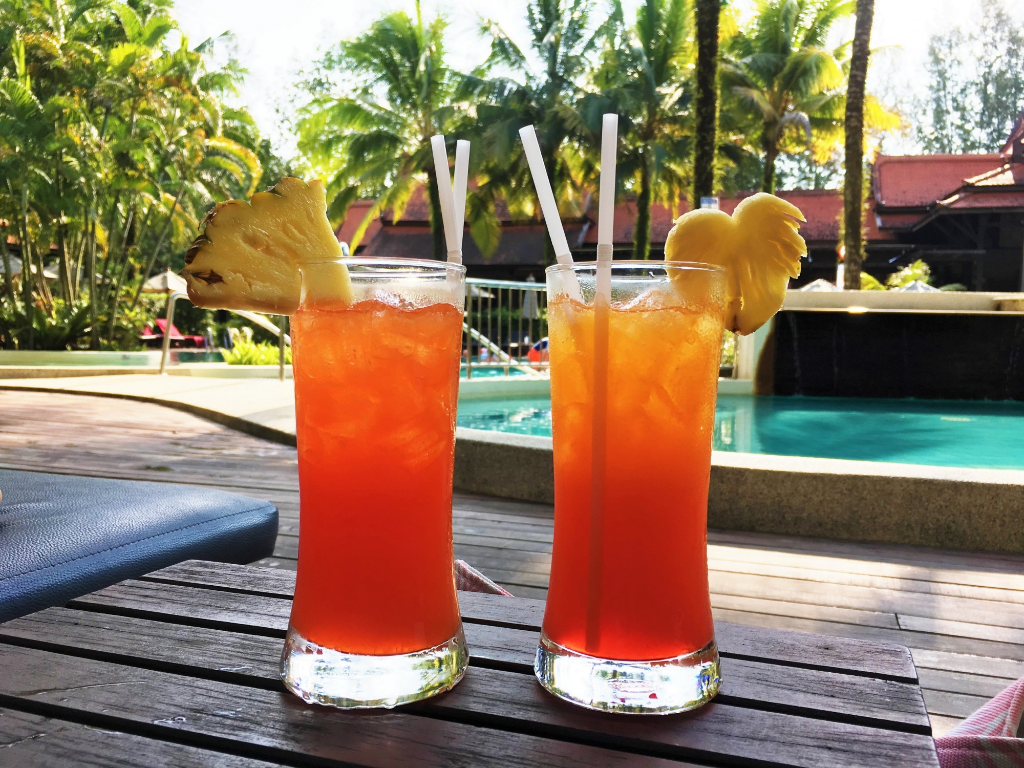 2 for 1 drinks at The Bhandari Resort & Spa In Khao Lak, Thailand