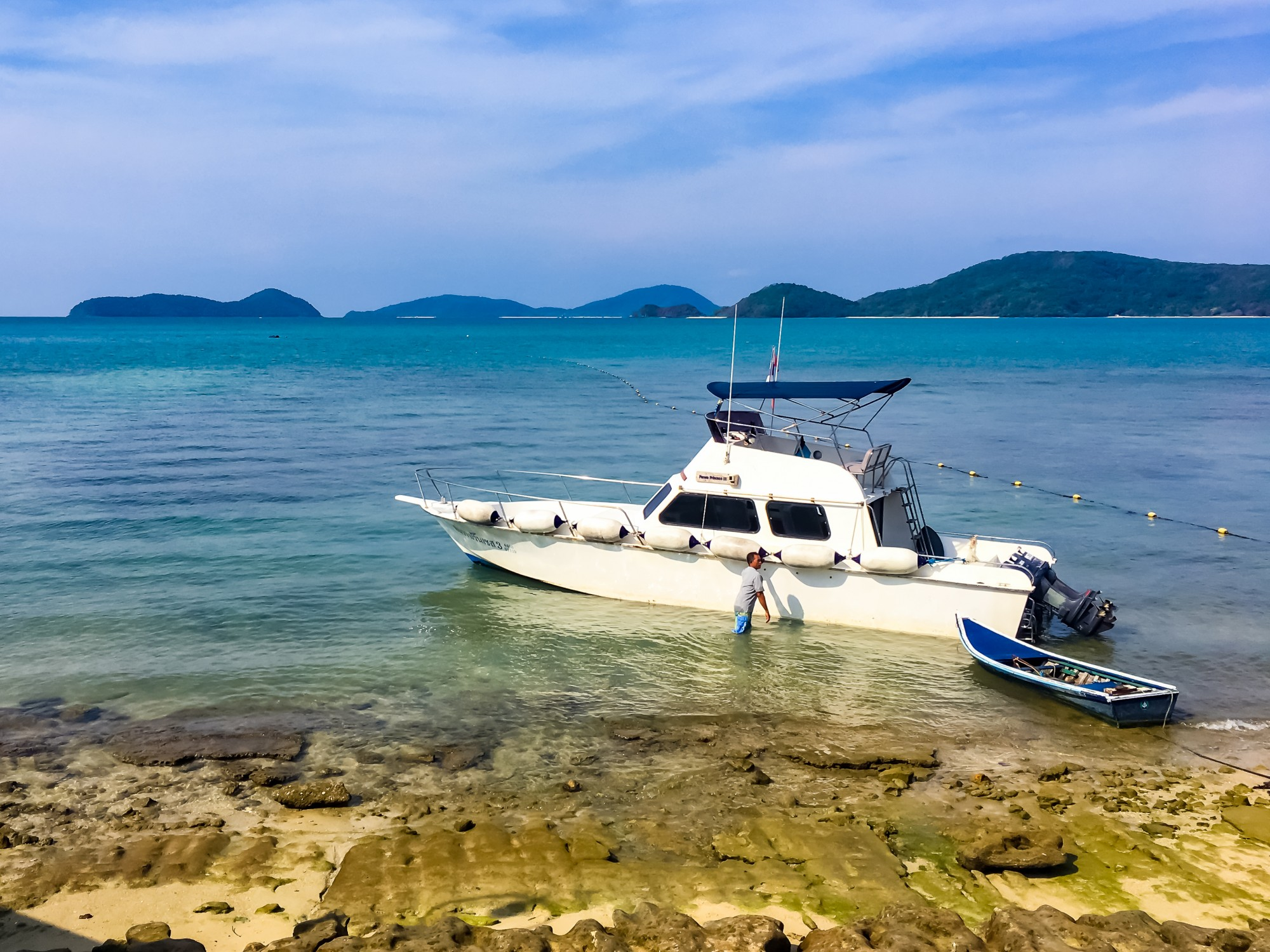 Coral Island Trip, Phuket, Thailand