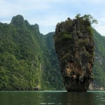 Taking A Boat Trip To Thailand's James Bond Island