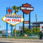 Visiting The Welcome To Fabulous Las Vegas Sign