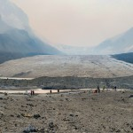 Hiking To The Toe Of Canada's Athabasca Glacier