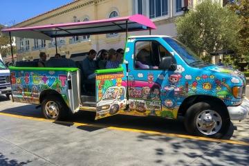 Surf City Bus Tours, Santa Monica