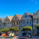 The Painted Ladies, Alamo Square, San Francisco