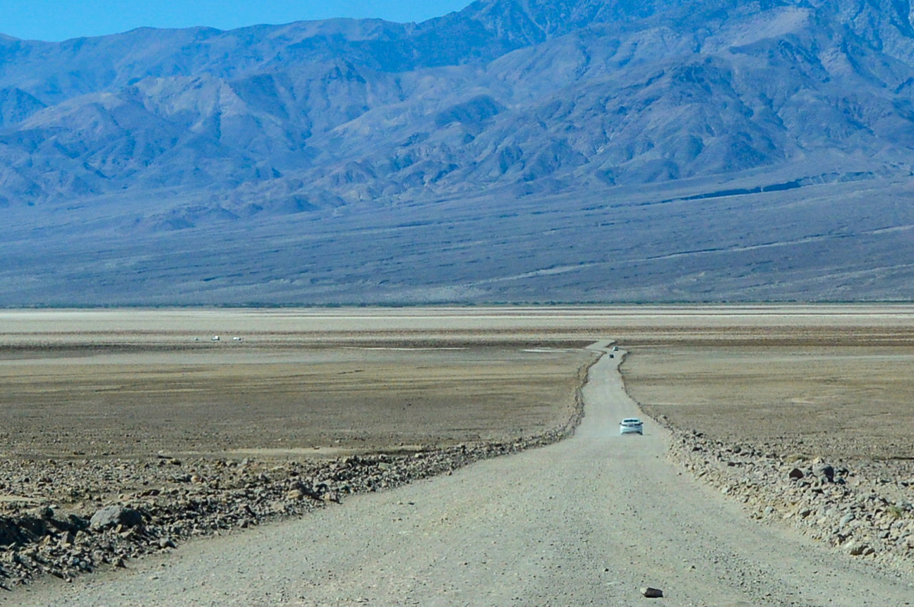Devil's Golf Course, Death Valley National Park