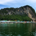 Exploring Panyee Village On Koh Panyee Island In Phang Nga Bay