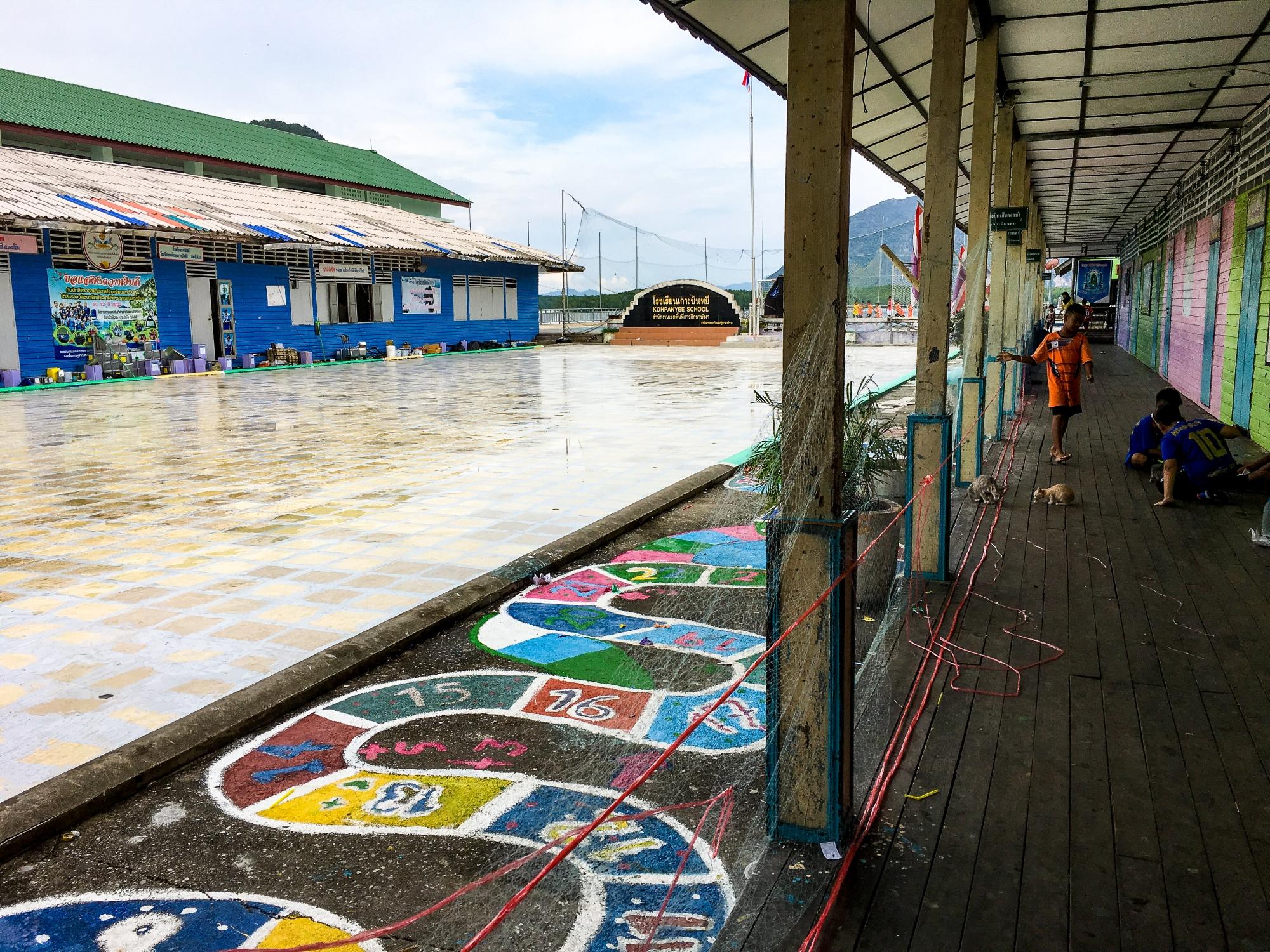 Koh Panyee School, Panyee Village