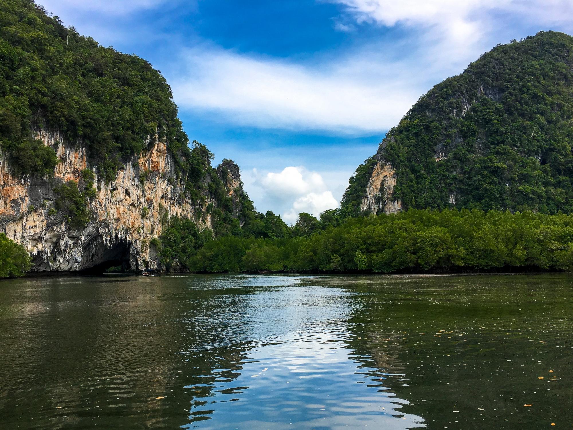 Mangrove Cave, Phang Nga Bay