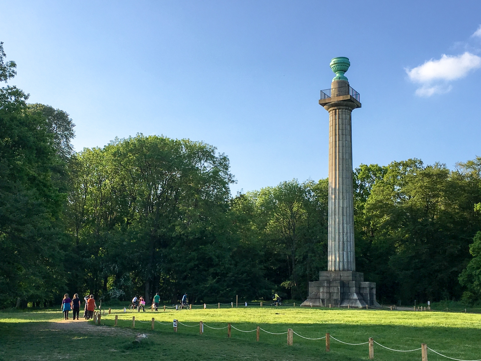 Bridgewater Monument, Ashridge, Hertfordshire