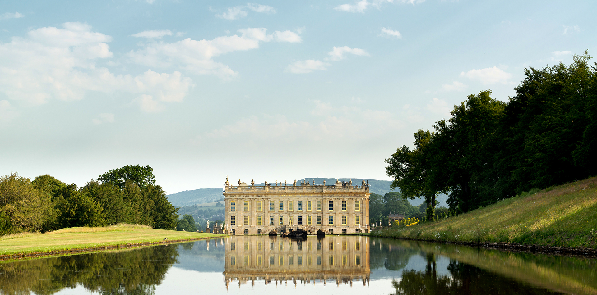 Seeing How The Other Half Lived At Chatsworth House & Gardens