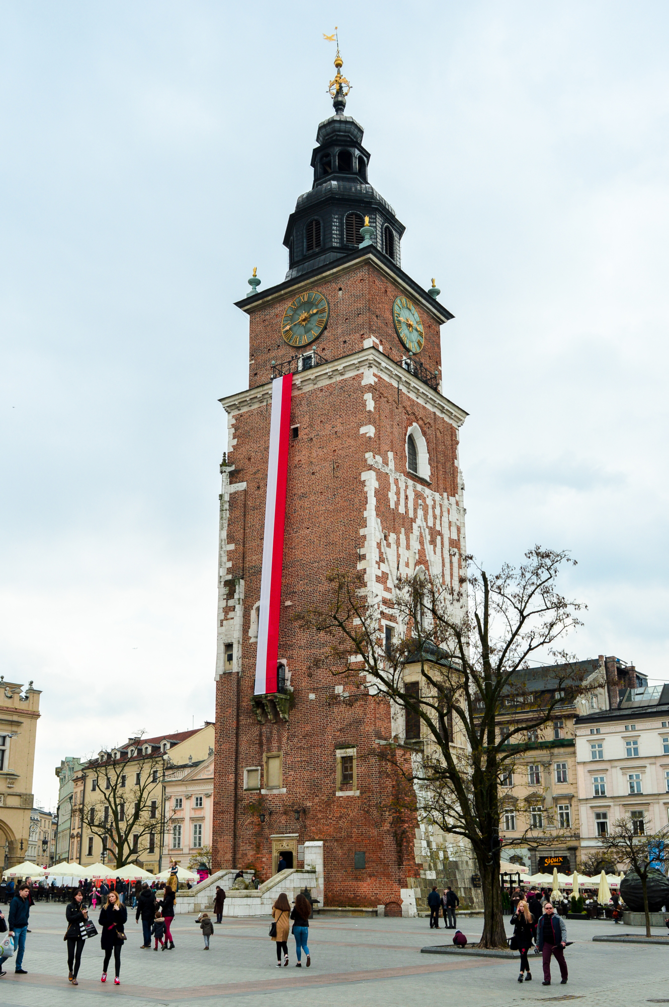 Town Hall Tower, Main Square, Krakow