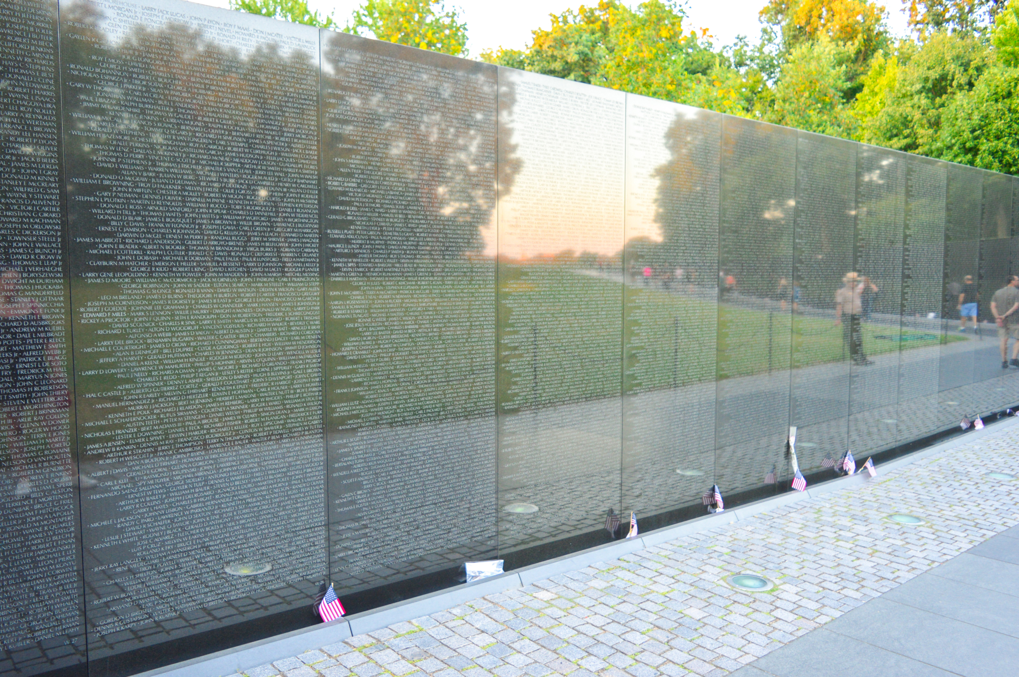 Vietnam Veterans Memorial Washington D.C.